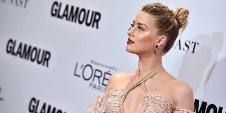 Amber Heard en couple : le cliché qui confirme la rumeur