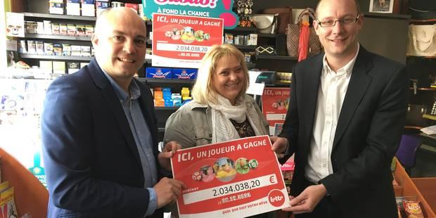 Lotto : un grand gagnant à Leernes - La DH