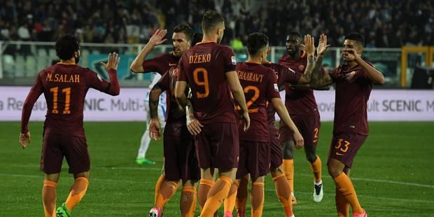 Le plat du pied de Radja Nainggolan qui envoie Pescara en Serie B (VIDEO) - La DH