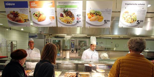 Ikea lance sa propre chaîne de restaurants - La DH