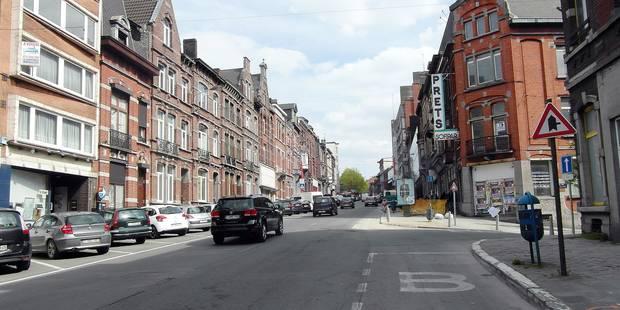 Charleroi : l'avenue des Alliés va passer à double sens - La DH