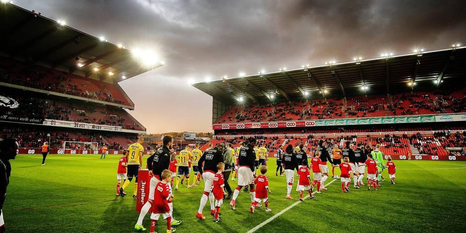 5.490 fans au Standard : jamais vu en 24 ans