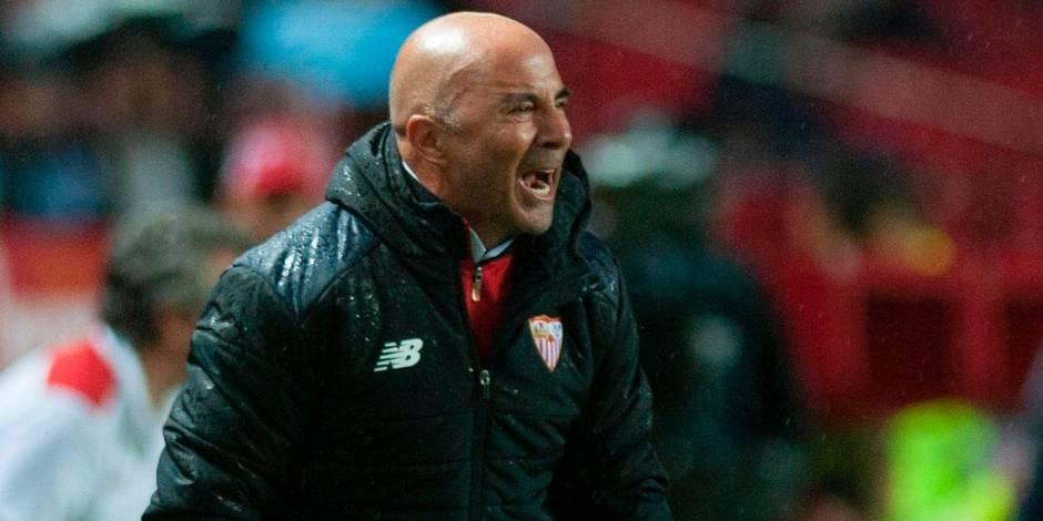 """L'Argentine """"choisit"""" Sampaoli comme sélectionneur, mais doit négocier avec le FC Séville"""