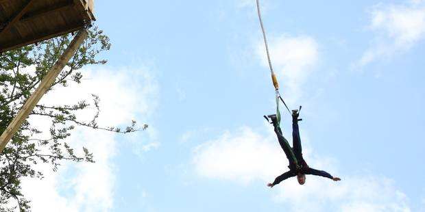 La corde élastique est trop longue, le saut vire au drame (VIDEO) - La DH