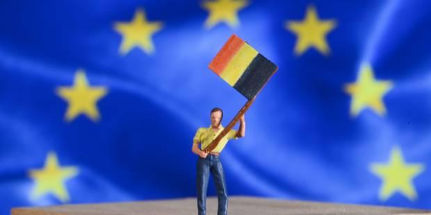 Deux tiers des Belges convaincus qu'appartenir à l'UE est une bonne chose - La DH