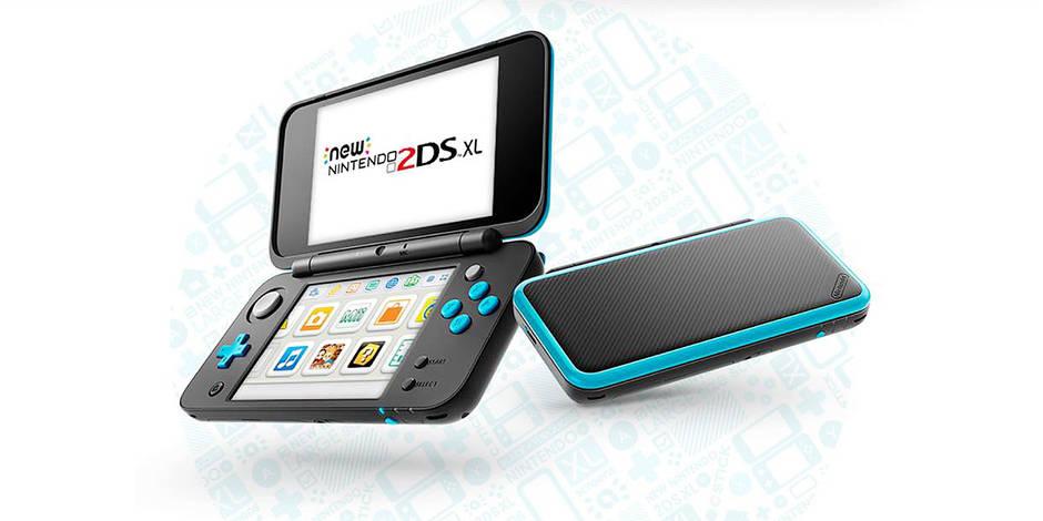 Nintendo sort de sa casquette une nouvelle DS