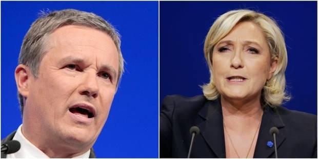 Marine Le Pen a choisi son Premier ministre en cas de victoire - La DH 45dd4ceb87f