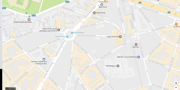 Google Maps vous aide à retrouver où vous avez garé votre voiture ! - La DH