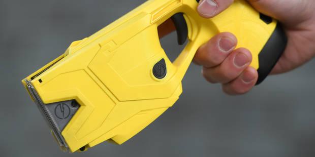 Un gendarme abat un homme, car il confond son arme et son taser - La DH