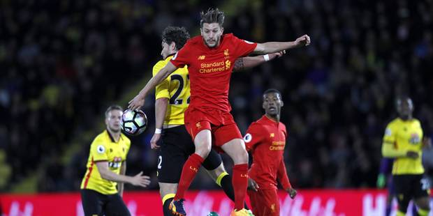 Premier League: Liverpool s'accroche au podium - La DH