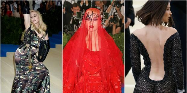 Gala du Met : le meilleur et le pire d'un bal hautement people (PHOTOS) - La DH