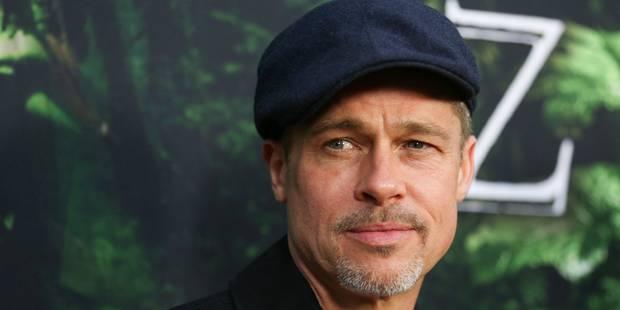 """Brad Pitt, à coeur ouvert sur son abus d'alcool et son divorce: """"C'est devenu un problème"""" - La DH"""