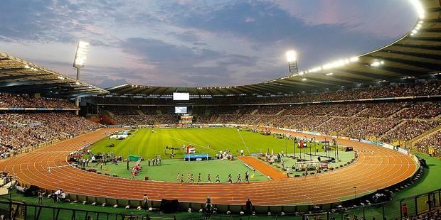 Bruxelles-Ville: L'Excelsior inquiet pour sa future piste d'athlétisme - La DH