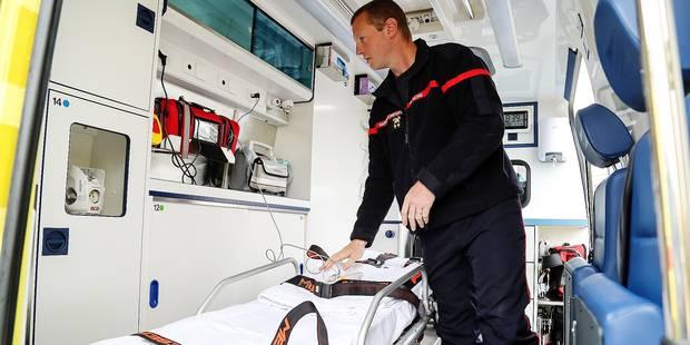 Six nouvelles ambulances pour la zone de secours - La DH
