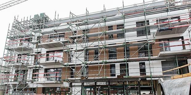 Saint-Josse: Rénovation passive d'une tour de logements sociaux - La DH