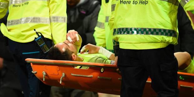 Manchester City: fin de saison pour Bravo - La DH