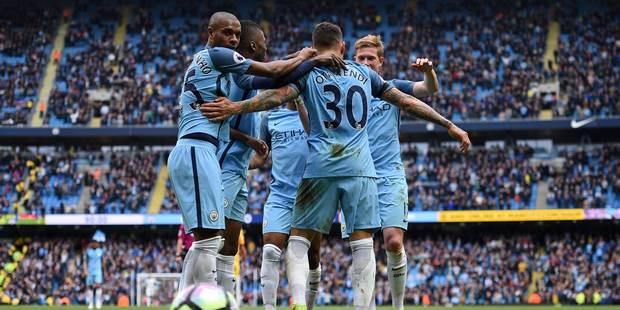 Premier League: City écrase Palace et affirme son ambition européenne - La DH