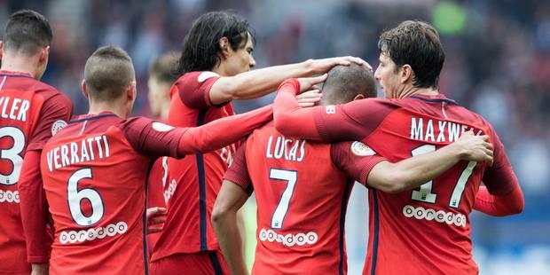 Ligue 1: Monaco fond sur le titre, Paris surclasse Bastia - La DH