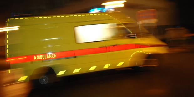 Un homme renversé et tué par une voiture à Tournai - La DH