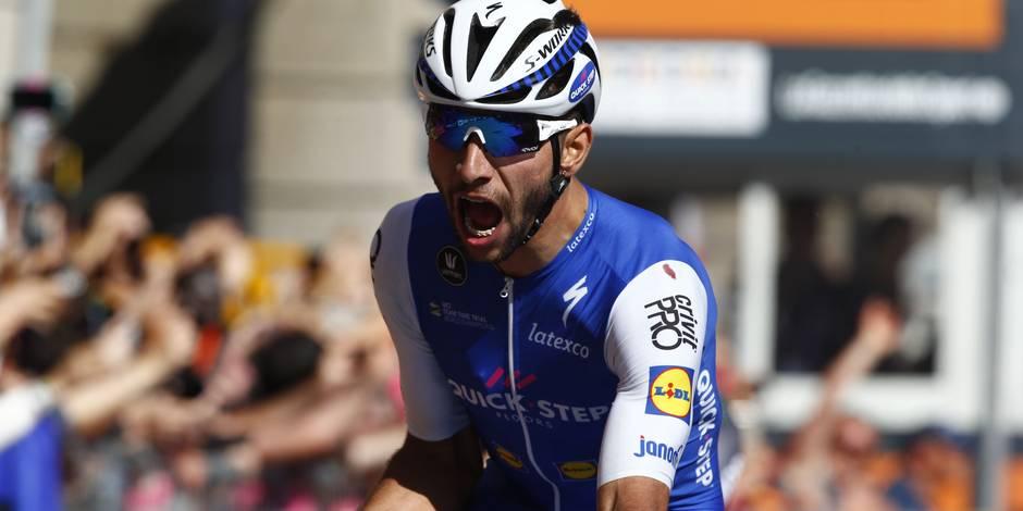 Coup double pour Gaviria — Tour d'Italie