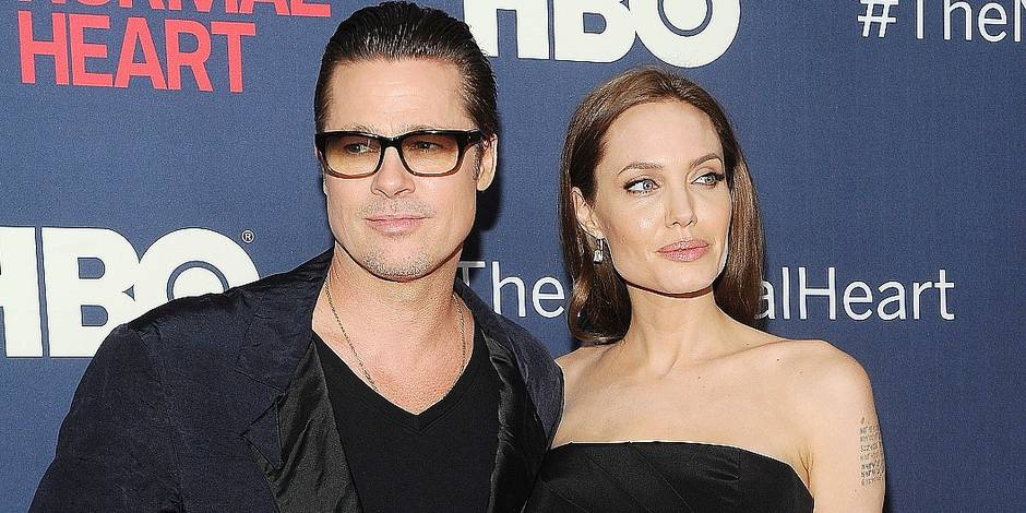 Angelina Jolie files for divorce from Brad Pitt after over 10 years together *FILE PHOTOS*