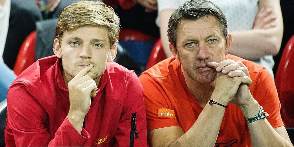 Quelle est la stratégie du coach de Goffin pour Roland Garros? - La DH