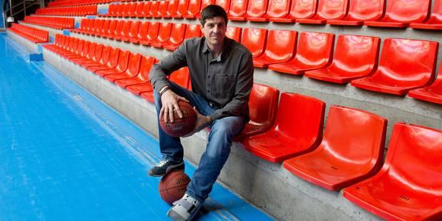 Sébastien Bellin intègre le staff du Spirou Charleroi - La DH