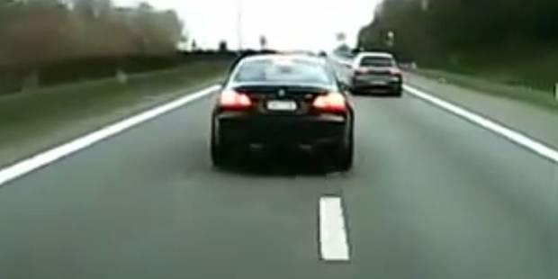 Deux ans de prison requis contre le pirate de la route de la E314 (VIDEO) - La DH