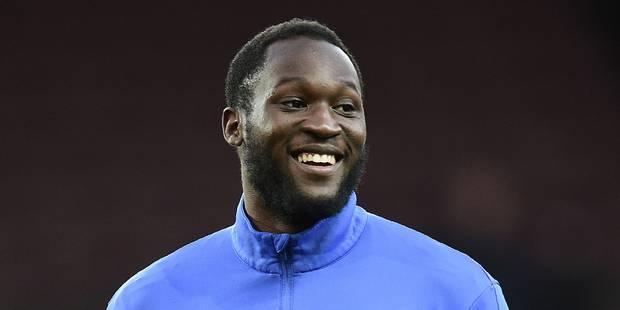 """Romelu Lukaku choisi par ses équipiers """"Joueur de la saison"""" à Everton - La DH"""