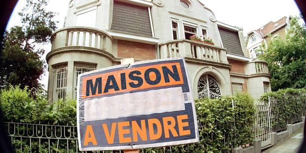Bruxelles: le prix des villas a grimpé de 10,4% en 2016 - La DH