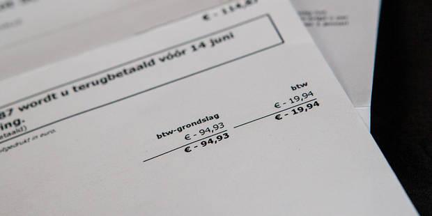 Un Belge paie une fausse facture de 172.520 euros ! - La DH