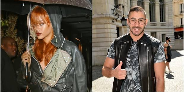 On sait maintenant ce qui a capoté entre Rihanna et Karim Benzema - La DH