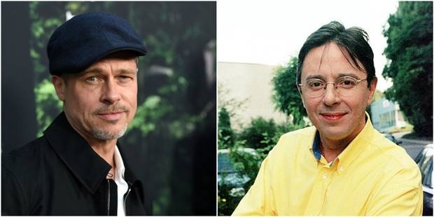 Quand Bernard Perpète doublait Brad Pitt - La DH