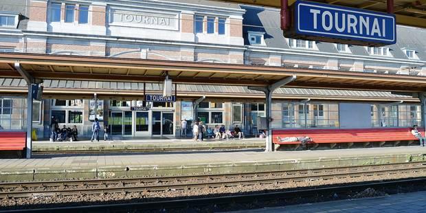 Tournai: Un train direct pour l'université - La DH
