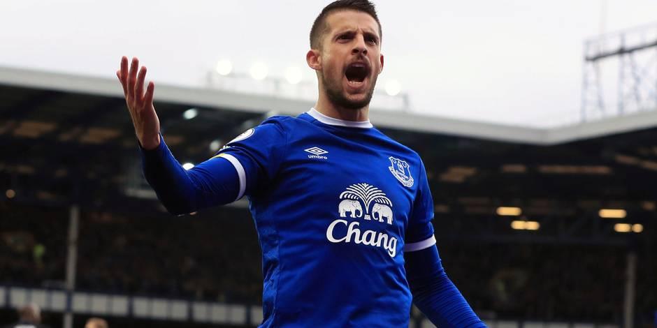Mirallas prolonge pour trois saisons avec Everton