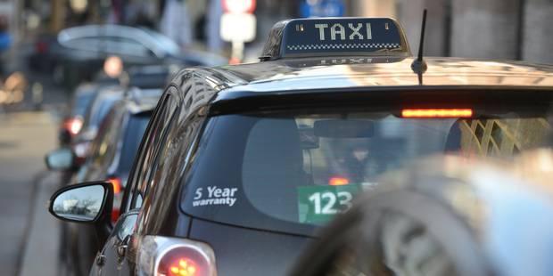 Bruxelles: 62 taximen ont écopé d'un avertissement en 2016 - La DH