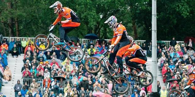 La Belgique accueille la crème du BMX mondial ces 13 et 14 mai à Zolder - La DH