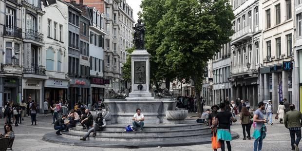 Liège: le piétonnier va bientôt doubler ! - La DH