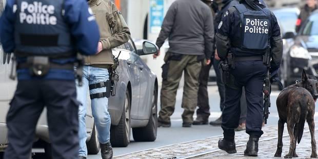Perquisition Trop Violente A Schaerbeek Huit Policiers En Justice Dh Les Sports