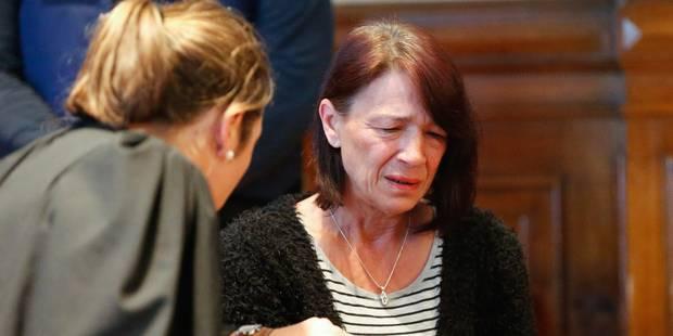 Marie-Rose D'Antoni, condamnée à 15 ans de réclusion par la Cour d'Assises de Namur - La DH
