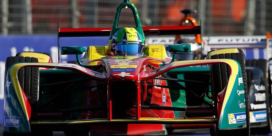 2e ePrix de Monaco, Buemi doit se relancer — Formule Electrique