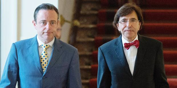 """De Wever: """"Di Rupo est devenu un mort vivant"""" - La DH"""