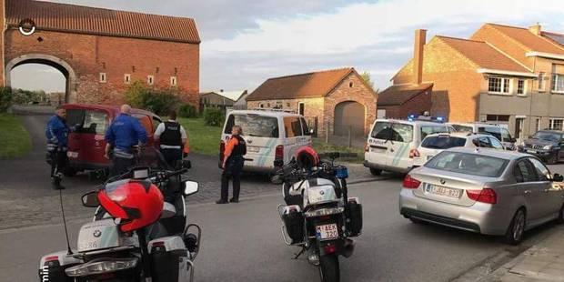 Trois jeunes dont un mineur interpellés dans une voiture volée à Remicourt - La DH