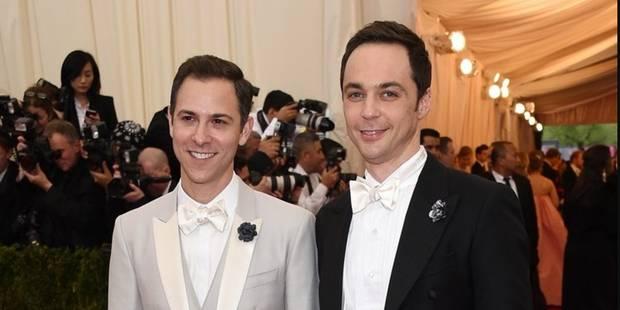 """L'interprète de Sheldon Cooper de """"The Big Bang Theory"""" s'est marié - La DH"""