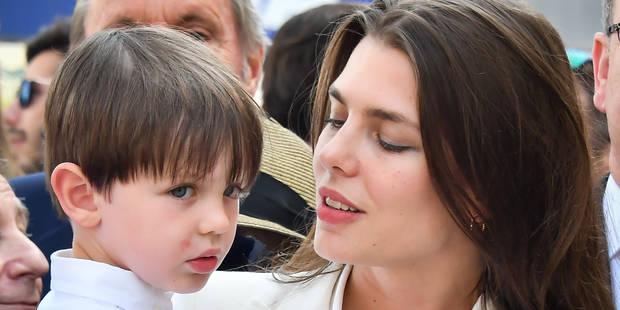 Charlotte Casiraghi de sortie avec son fils - La DH