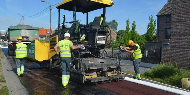 Péruwelz: La sécurité des usagers de la route reste la priorité - La DH
