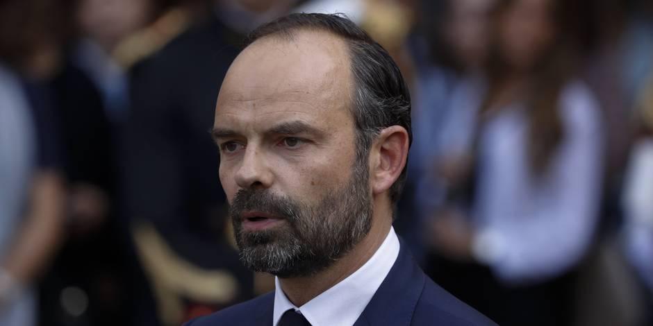 Édouard Philippe, député-maire du Havre (LR), nommé Premier ministre