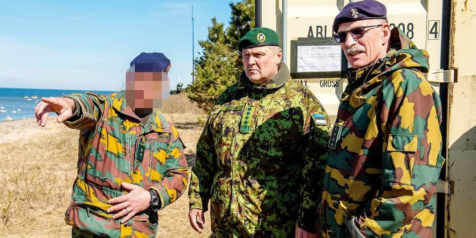 """Le chef de l'armée belge se confie: """"Il faut plus de militaires pour pister les terroristes"""" - La DH"""