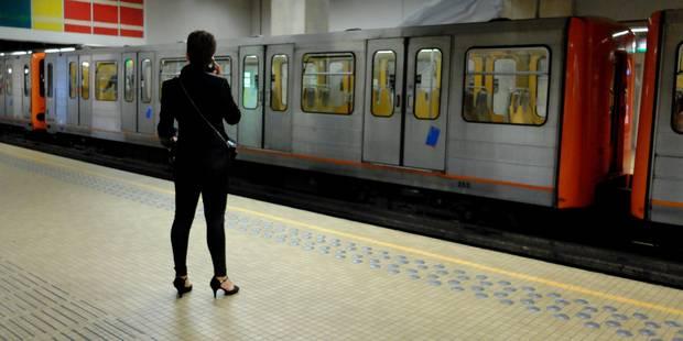 Bruxelles: circulation du métro rétablie entre Elisabeth et Arts-Loi - La DH