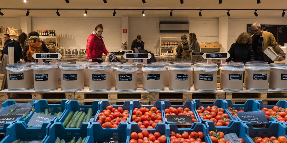 Les marchés bio, ça cartonne à Bruxelles !
